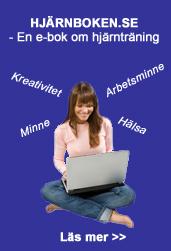 Hjärnboken.se - en e-bok om hjärnträning